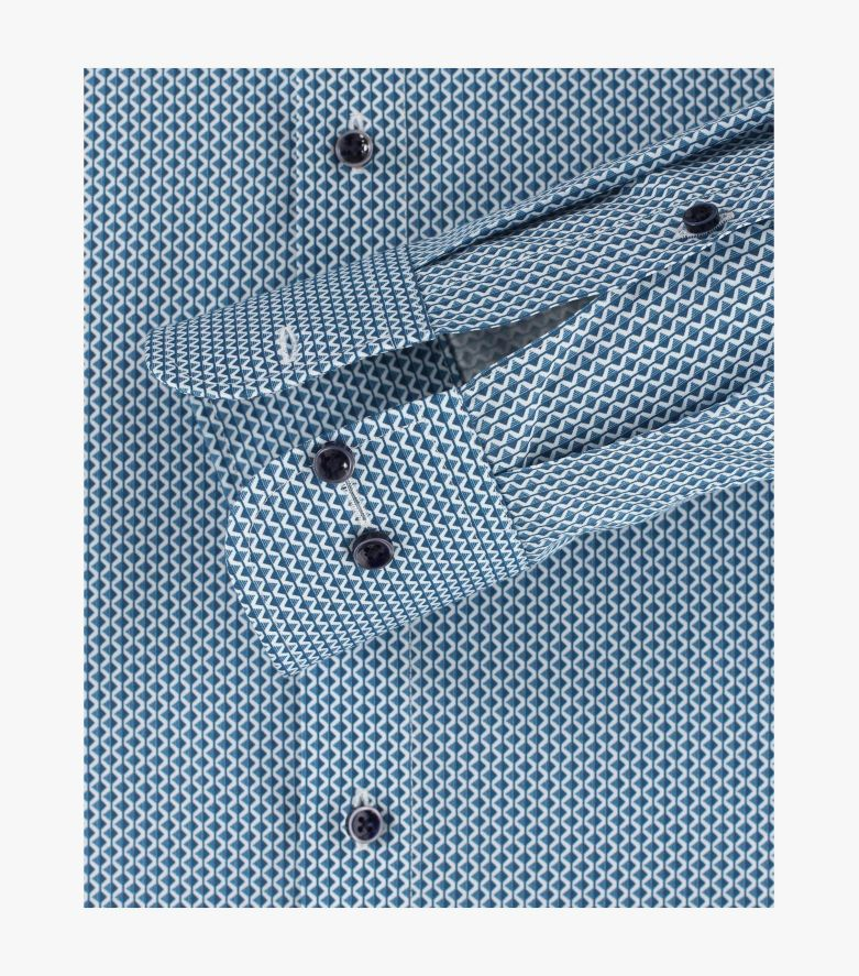 Businesshemd in Aqua Comfort Fit - CASAMODA