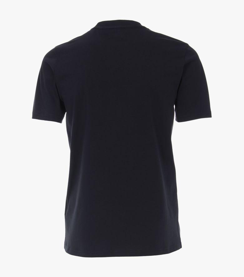 """T-Shirt """"Green""""-Kollektion in Dunkelblau - CASAMODA"""