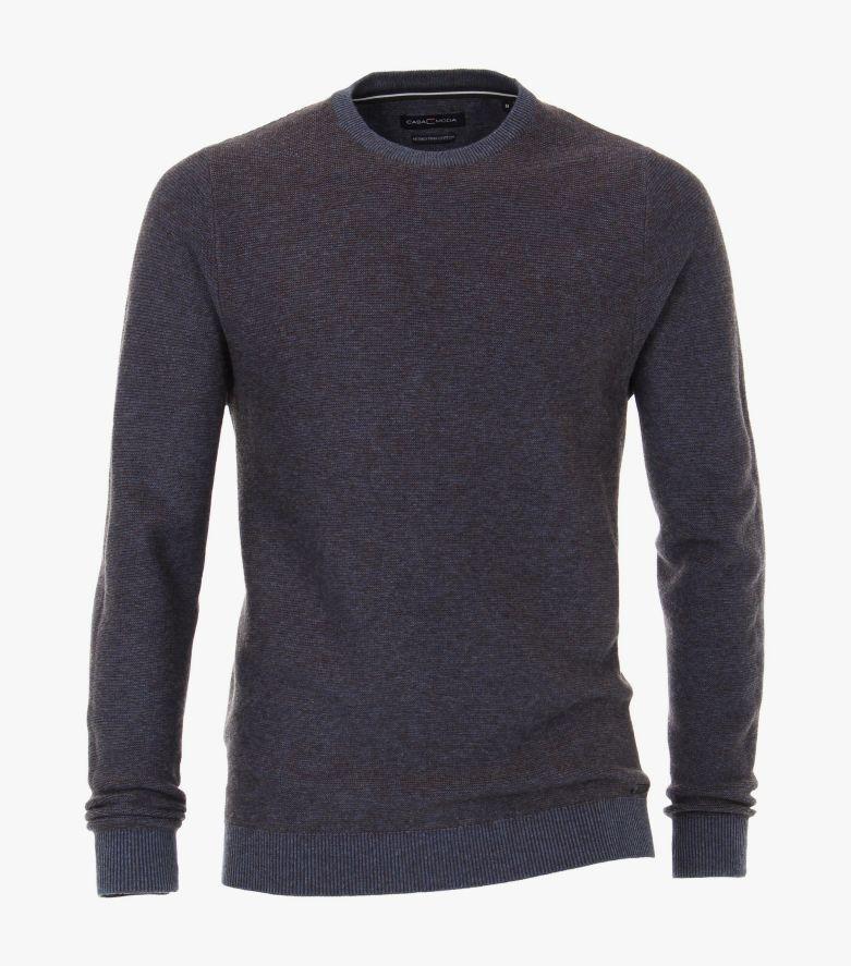 Pullover in Kastanienbraun - CASAMODA