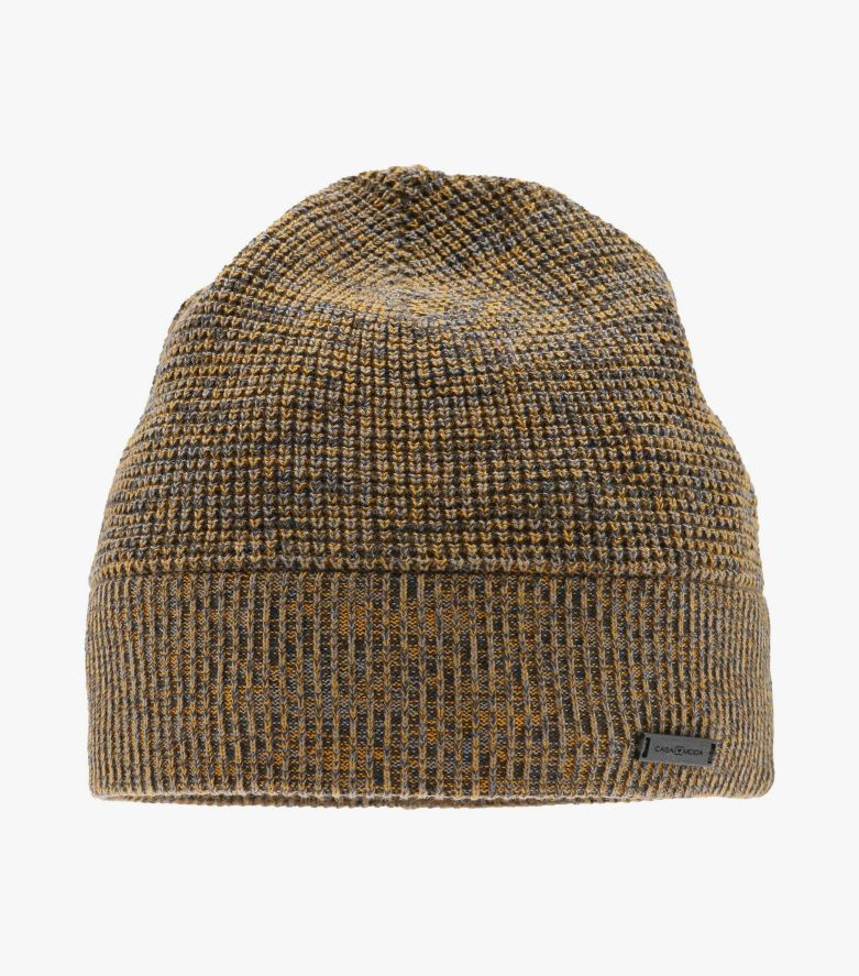 Mütze in Gelb - CASAMODA
