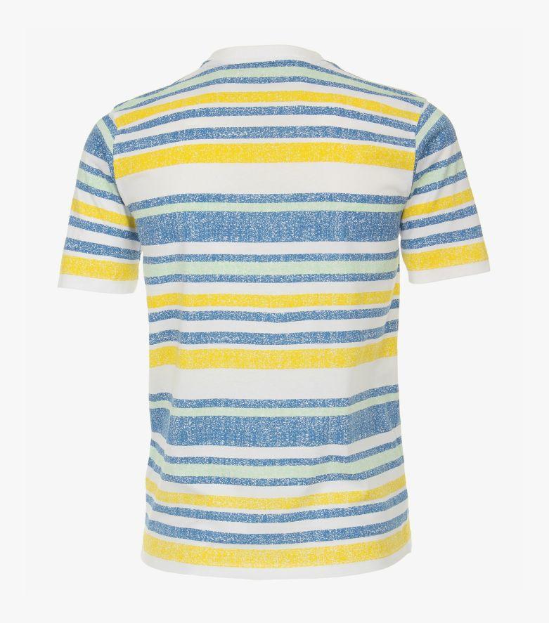 T-Shirt in Himmelblau - CASAMODA