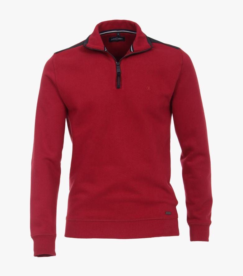 Sweatshirt in Beere - CASAMODA