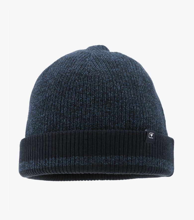 Mütze in Aquadunkelblau - CASAMODA
