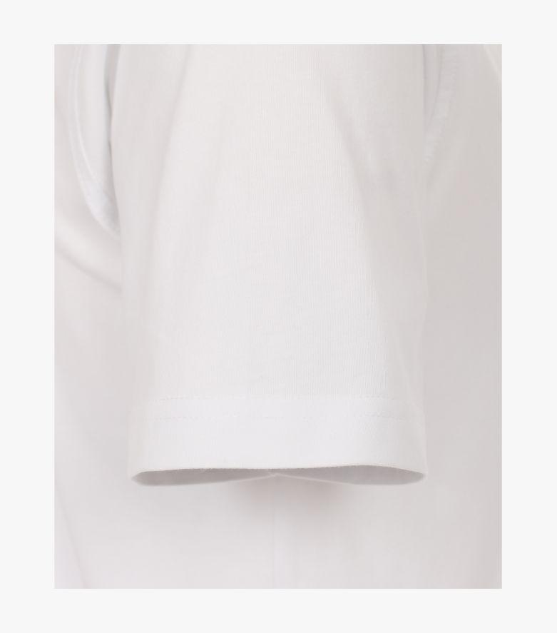 """T-Shirt """"Racing""""-Kollektion in Weiß - CASAMODA"""