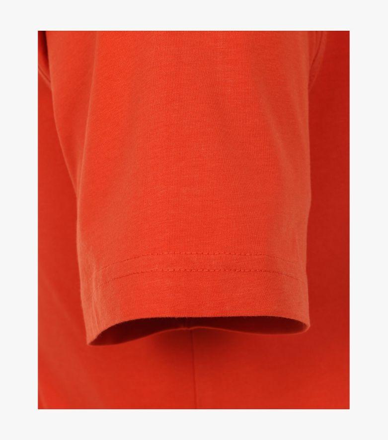 """T-Shirt """"Racing""""-Kollektion in Dunkelorange - CASAMODA"""