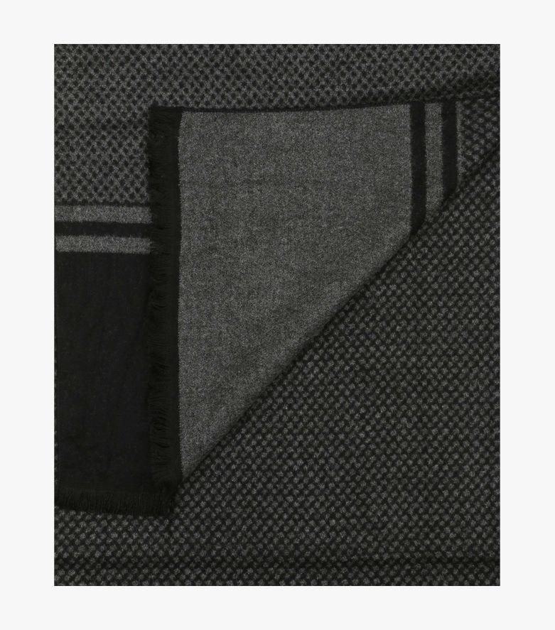 Schal in Schwarz - CASAMODA