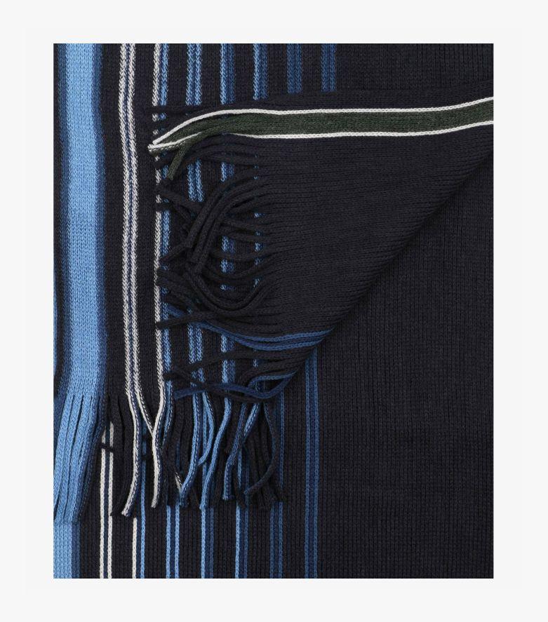 Schal in helles Mittelblau - CASAMODA