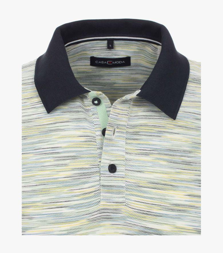 Polo-Shirt in Türkisgrün - CASAMODA