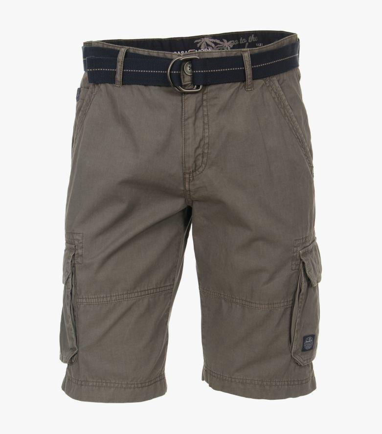 Shorts in Grau - CASAMODA