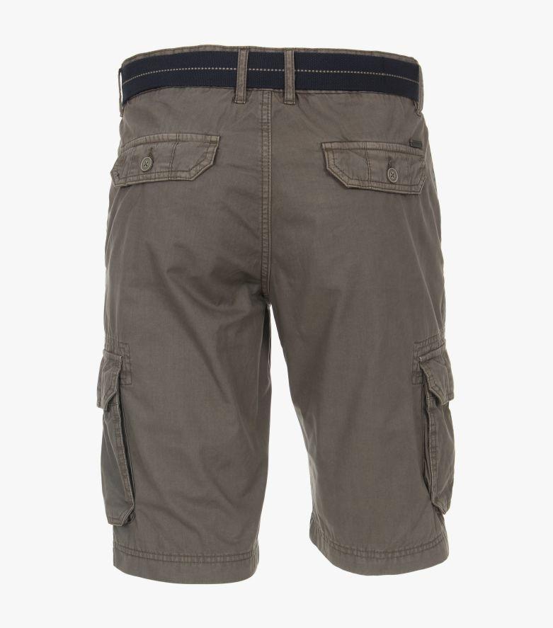 Cargo Shorts in Grau - CASAMODA