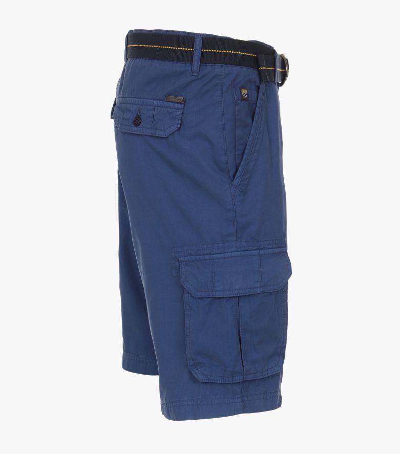 Shorts in sattes Mittelblau - CASAMODA