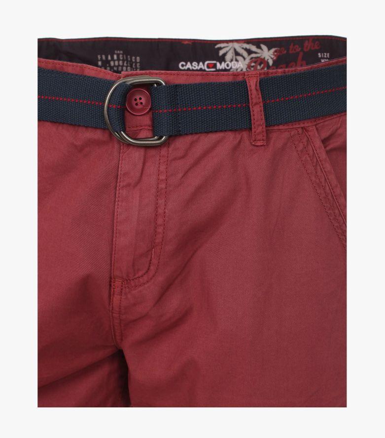 Shorts in Beere - CASAMODA