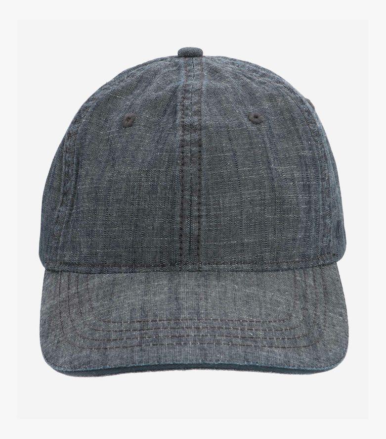 Cap in graues Mittelblau - CASAMODA