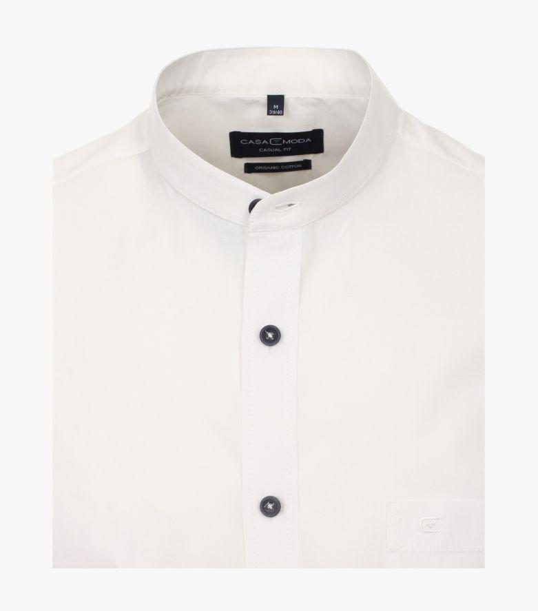 "Freizeithemd ""Green""-Kollektion in Weiß Casual Fit - CASAMODA"