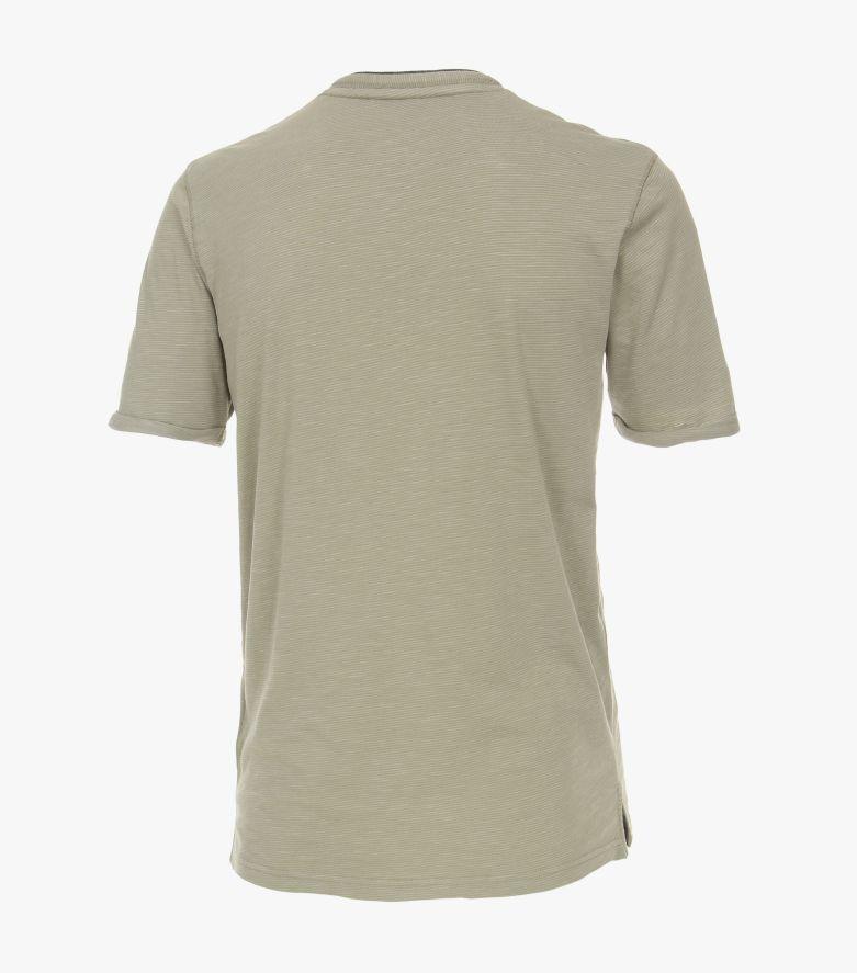 T-Shirt in Olive - CASAMODA