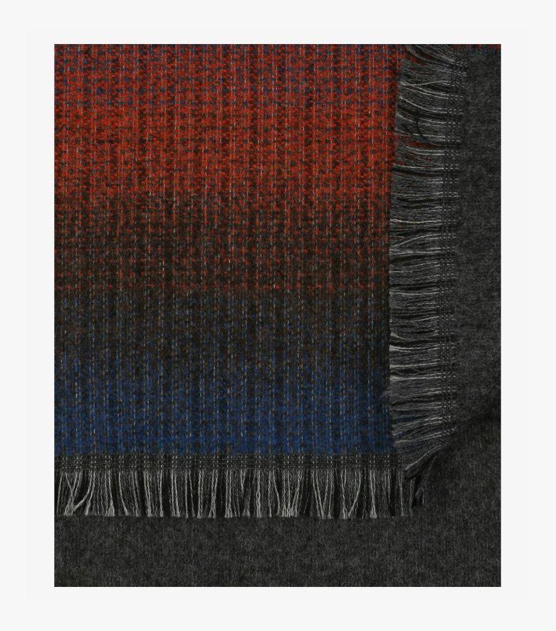 Schal in Dunkelorange - CASAMODA