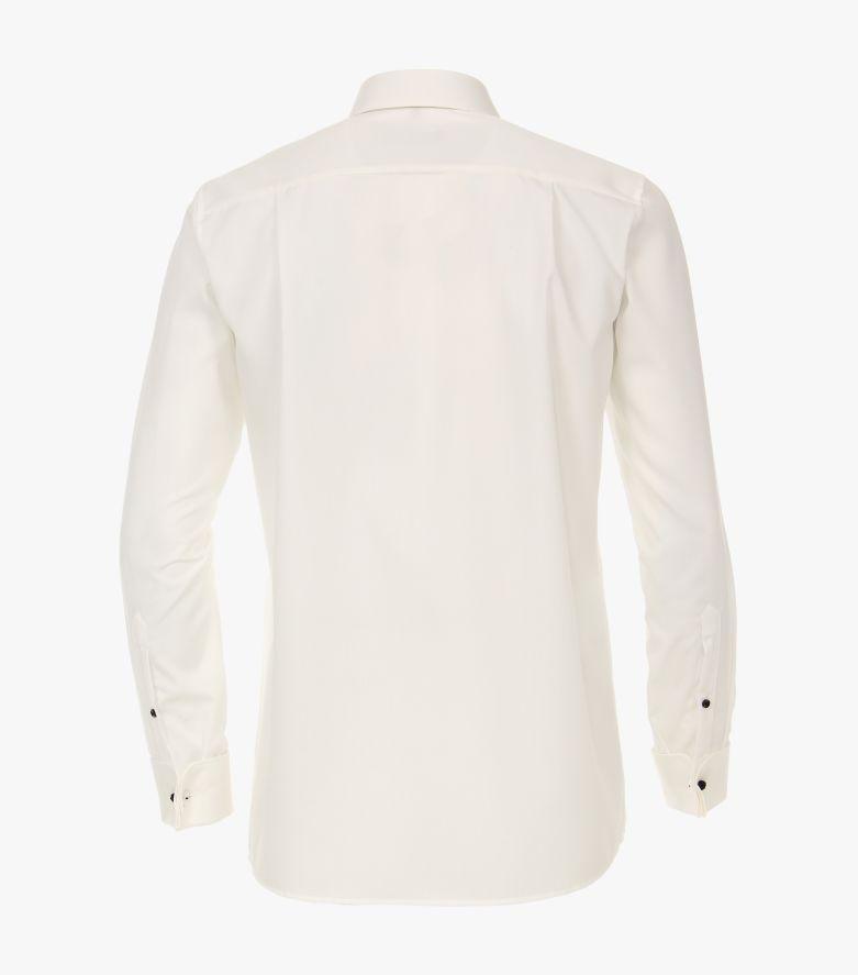 Businesshemd in Ivory Comfort Fit - CASAMODA