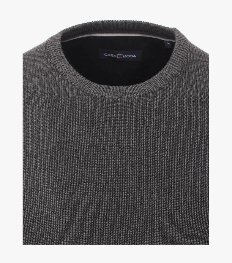 Pullover in Grau - CASAMODA