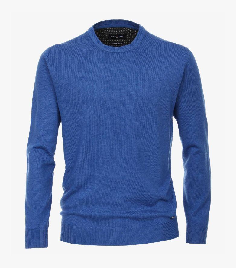 Pullover in Blau - CASAMODA