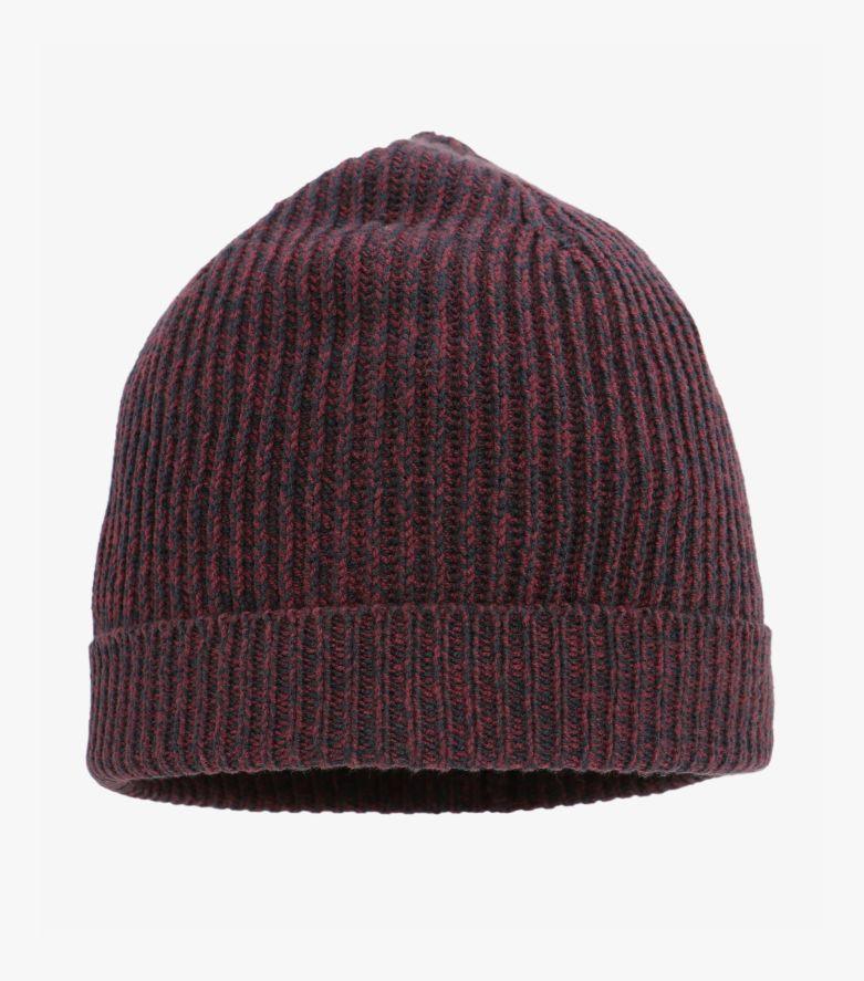 Mütze in Bordeauxrot - CASAMODA