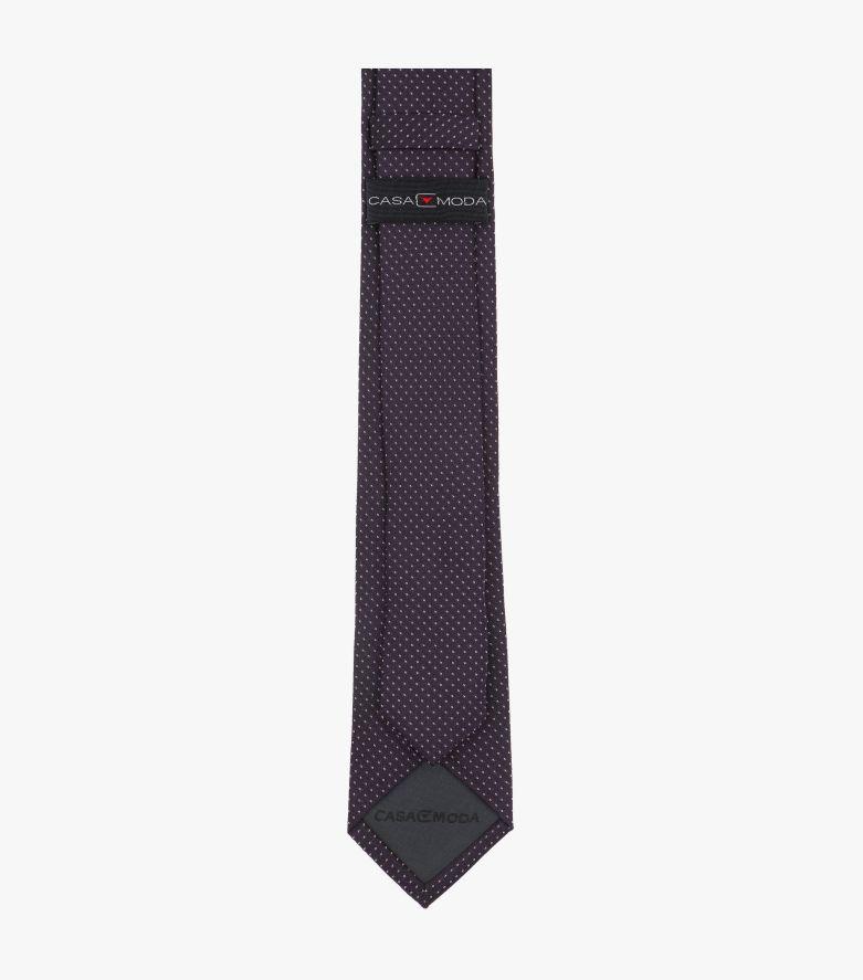 Krawatte in Dunkellila - CASAMODA