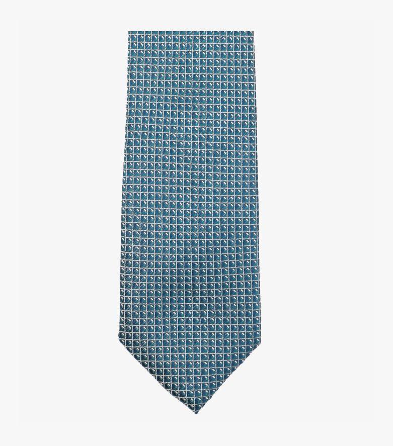Krawatte in dunkles Türkis - VENTI