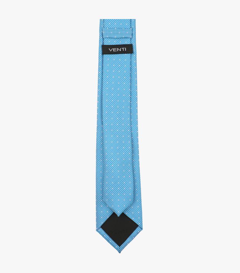 Krawatte in Türkis - VENTI