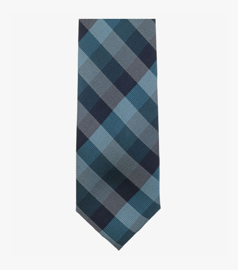 Krawatte in Aqua - VENTI
