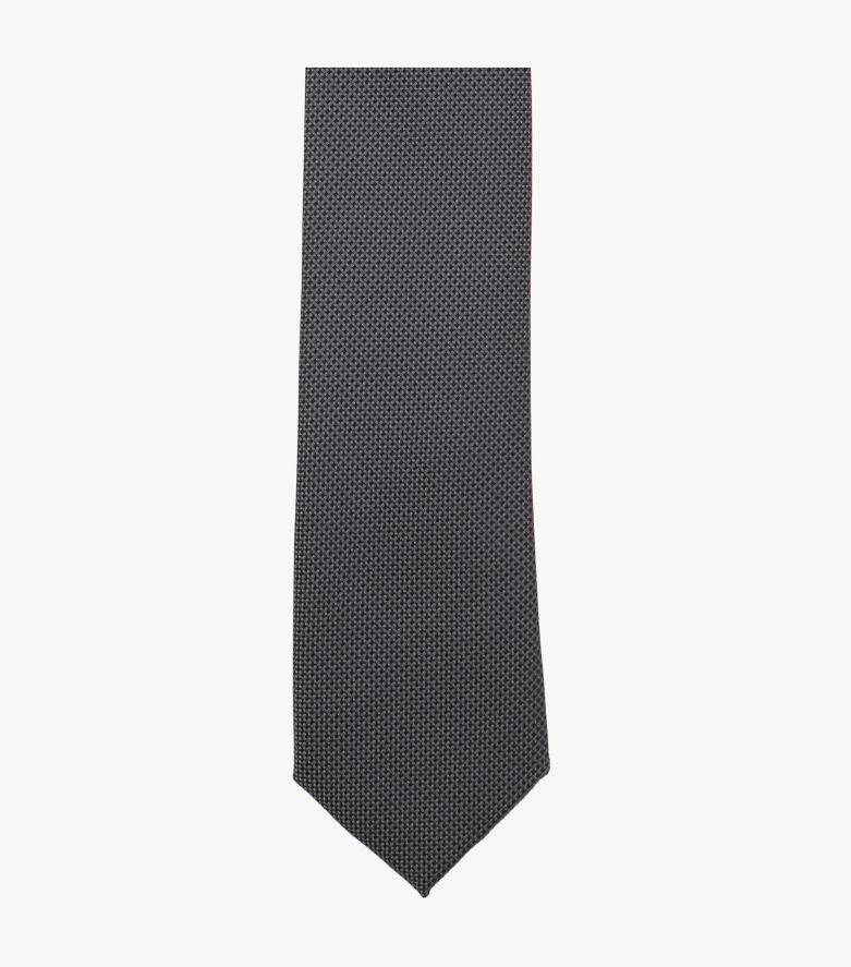 Krawatte in Dunkelgrau - VENTI