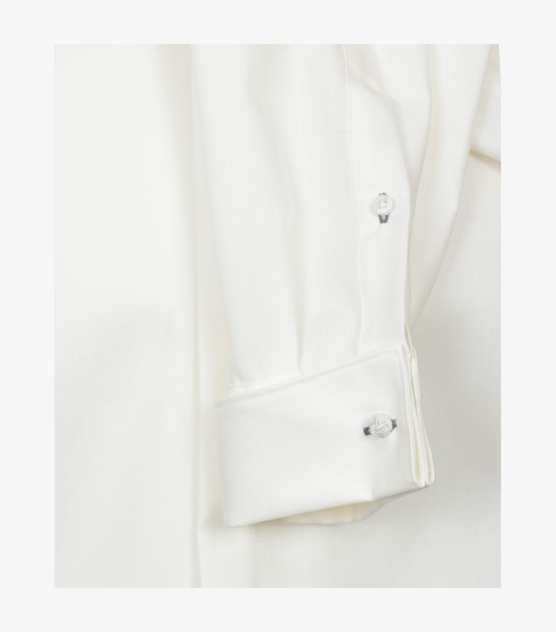 Businesshemd extra langer Arm 72cm in Champagner Modern Fit - VENTI