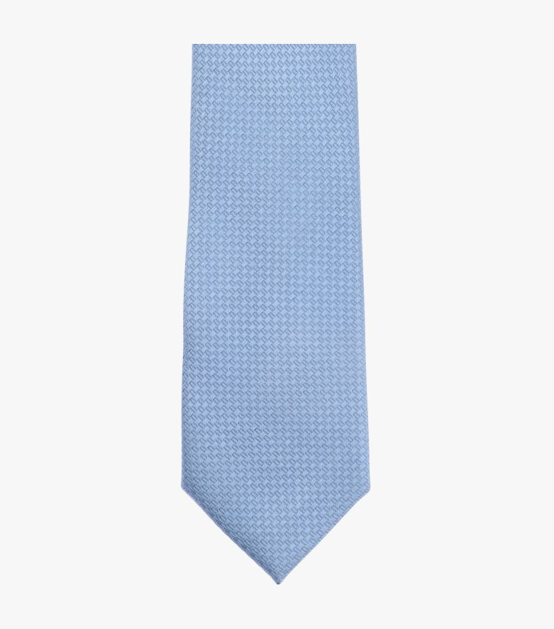 Krawatte in Azurblau - VENTI