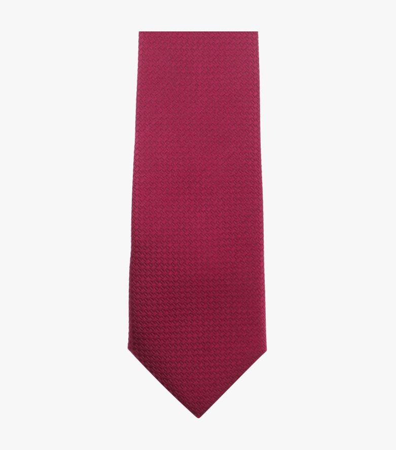 Krawatte in Magenta - VENTI