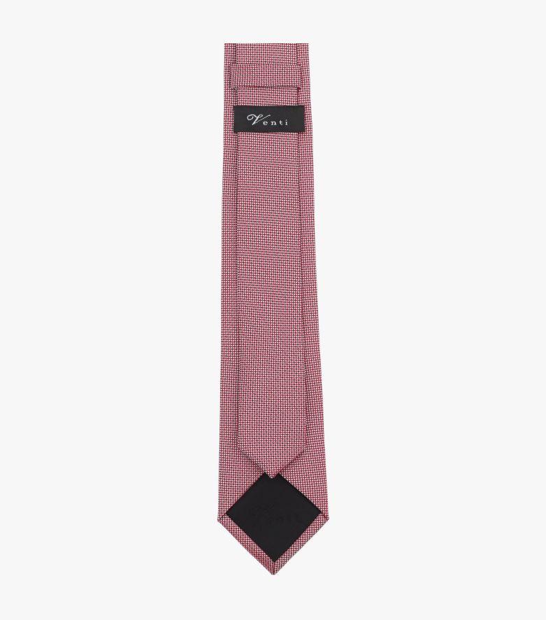 Krawatte in Rot - VENTI