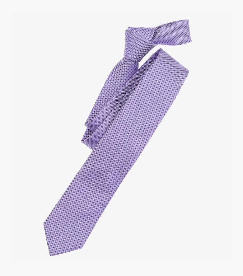 Krawatte in Helllila - VENTI