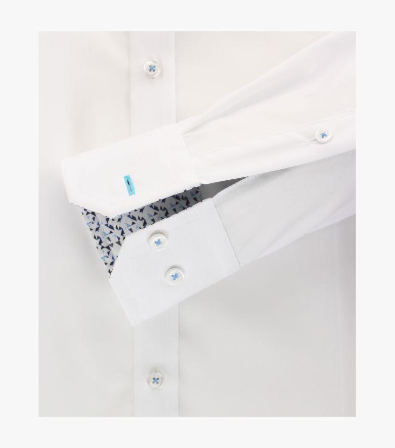 Businesshemd in Weiß Slim Fit - VENTI