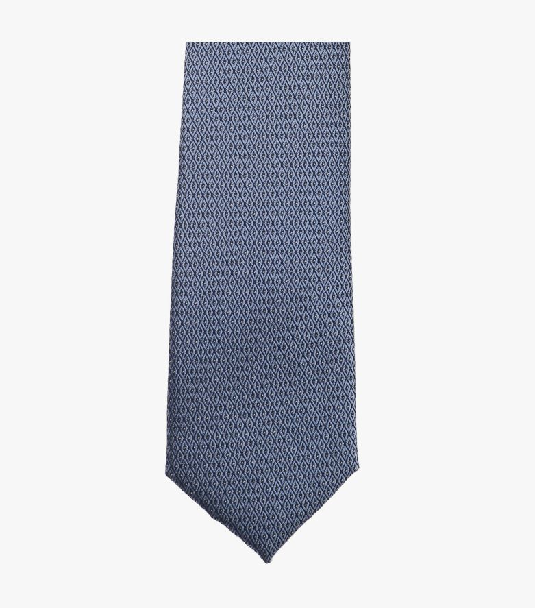 Krawatte in 103 blau - VENTI