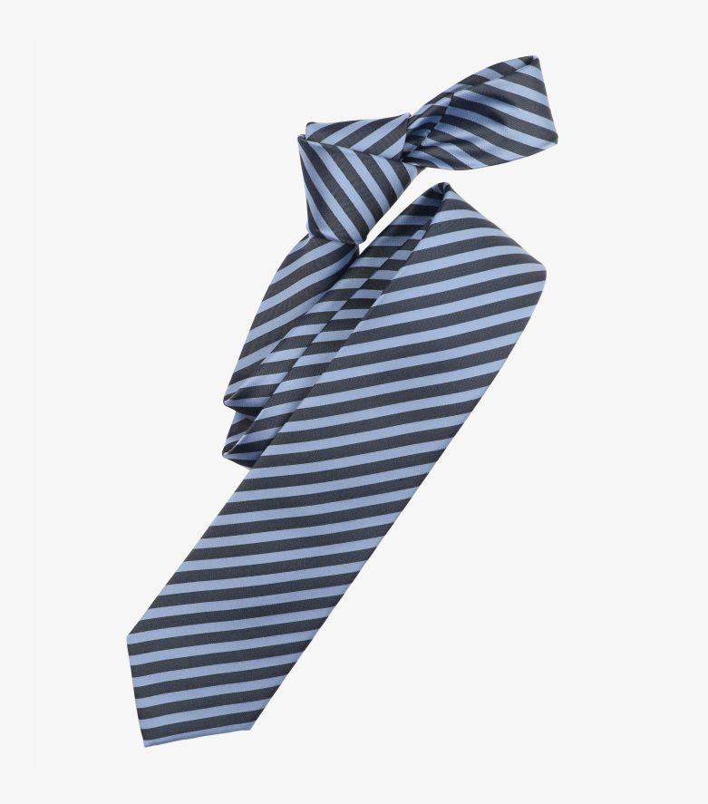 Krawatte in graues Mittelblau - VENTI