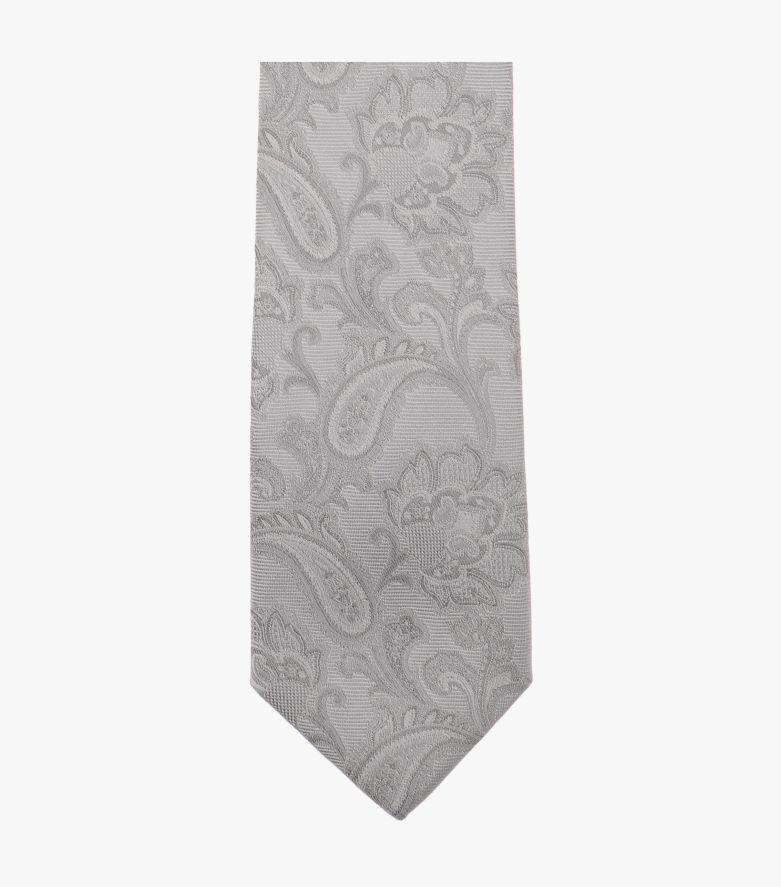 Krawatte in Grau - VENTI