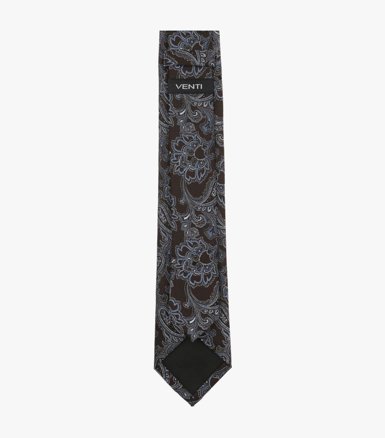 Krawatte in Schoko - VENTI