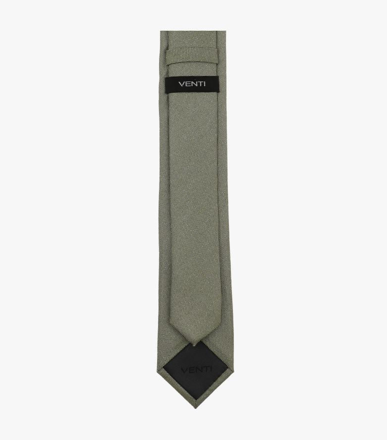 Krawatte in Grün - VENTI