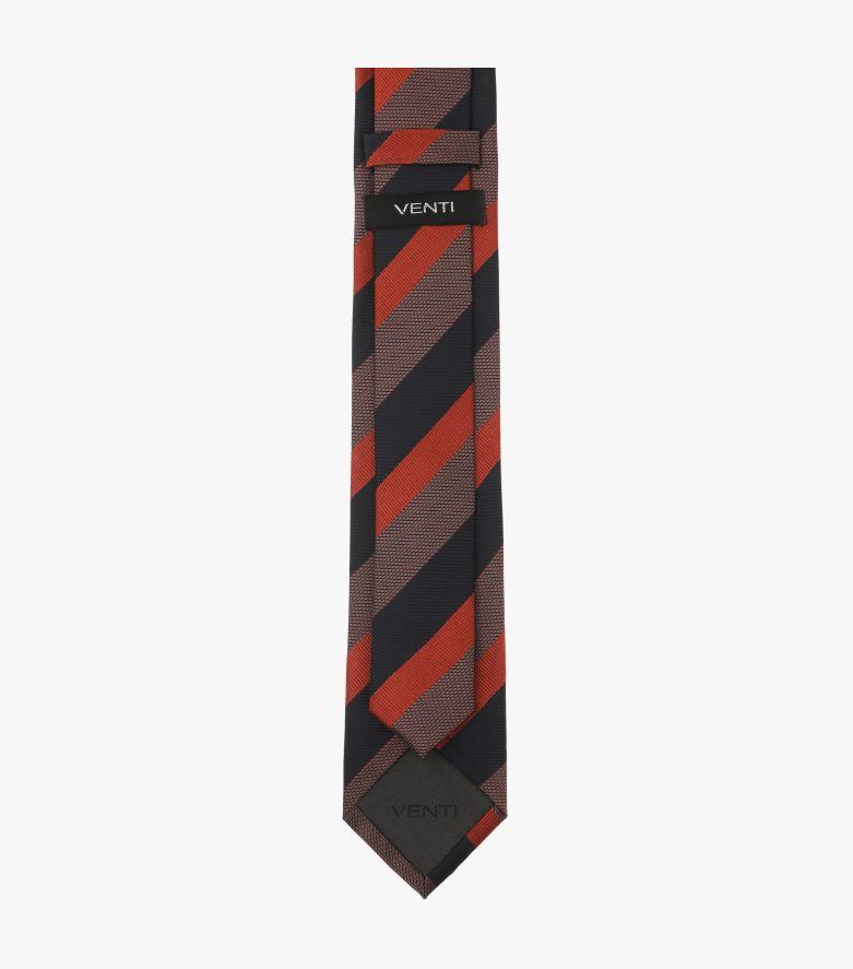 Krawatte in Orange - VENTI