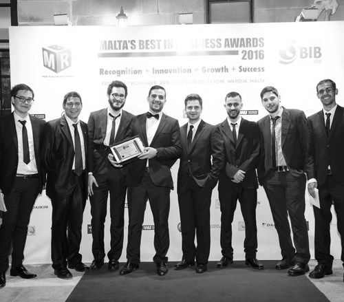 CasaSoft Wins Best in Business Award 2016 for the Second Year in a Row