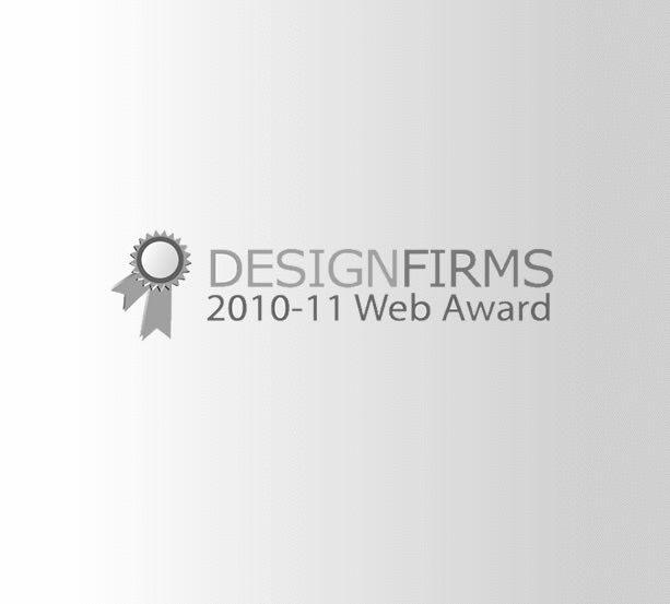 2010 - 2011 Web Award