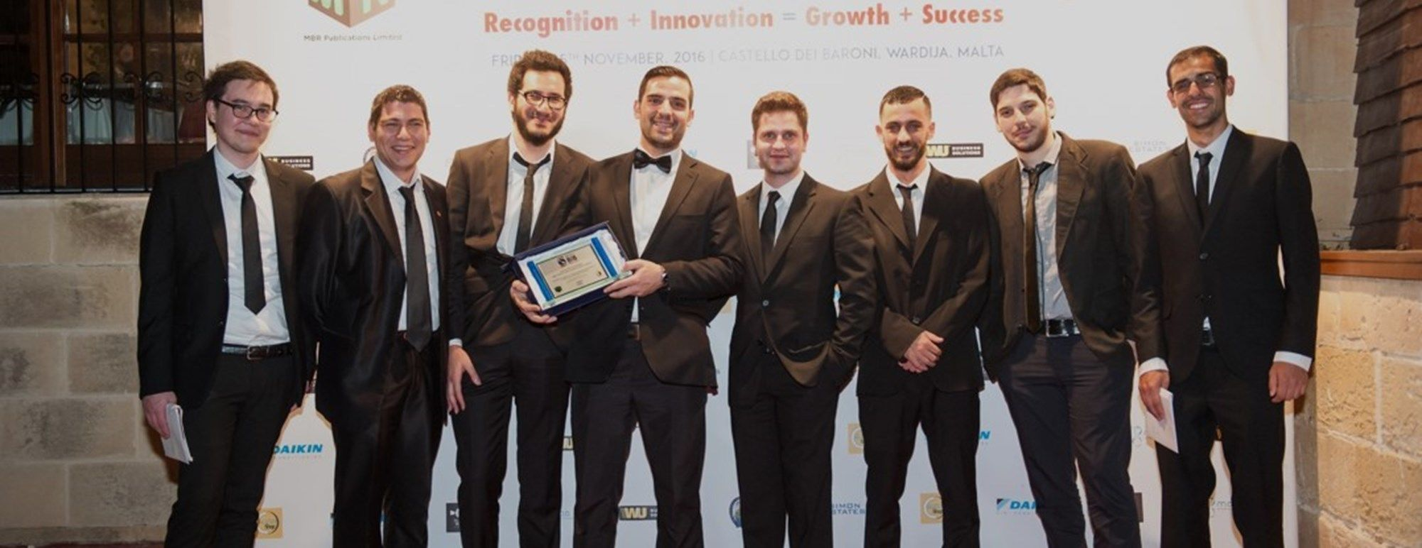 CasaSoft Wins Best in Business Award 2016 for the Second Year in a Row | CasaSoft Ltd. Malta