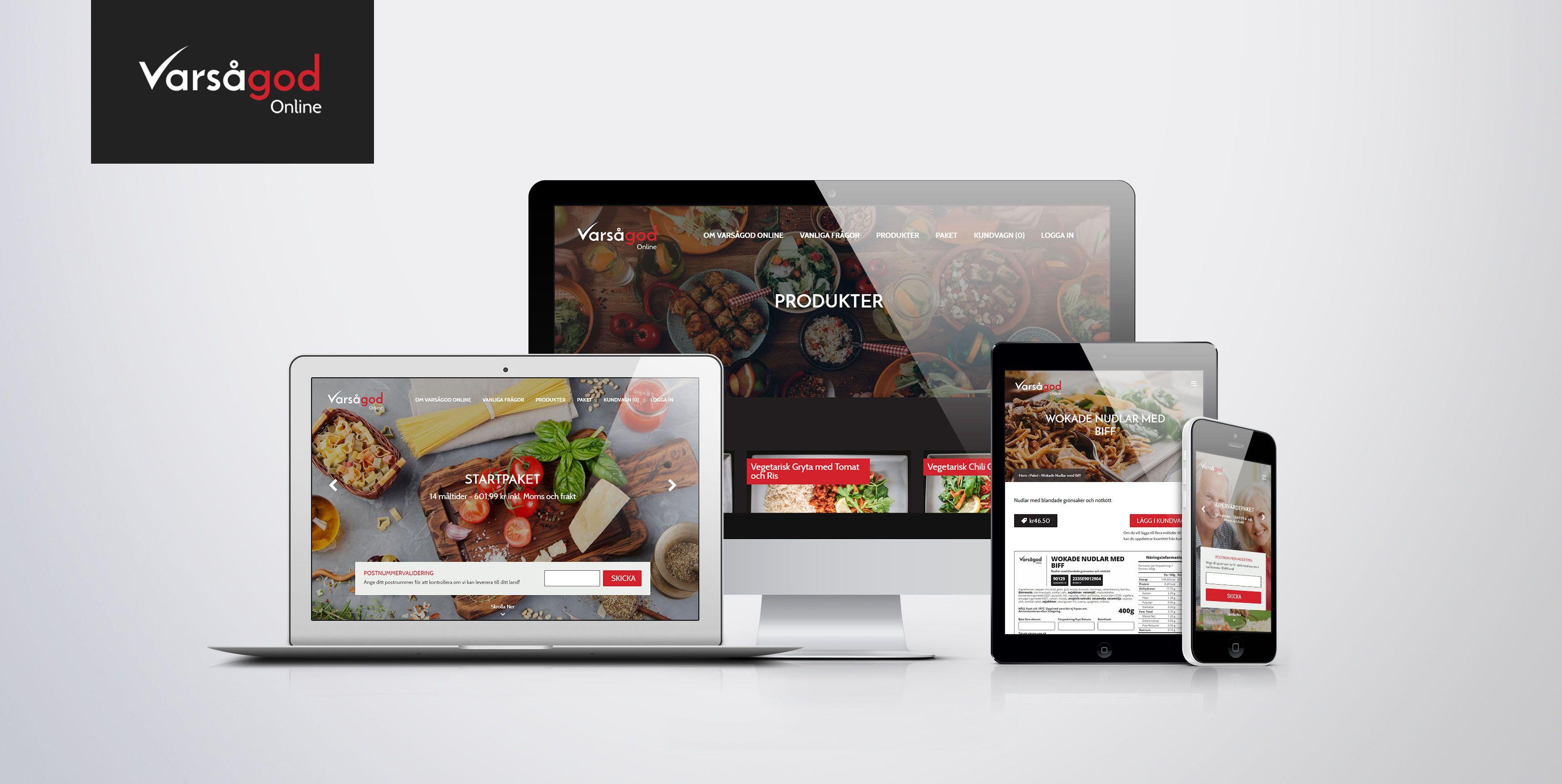 Varsagod-Online.se - Best eCommerce Site (B2C)