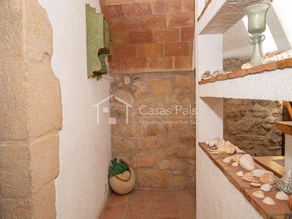 Casa de poble molt ben restaurada a Pals