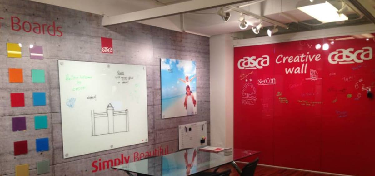casca creative wall blog