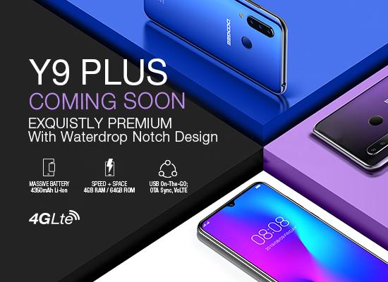 Y9 Plus Coming Soon