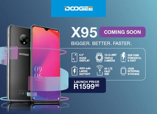 Coming Soon X95
