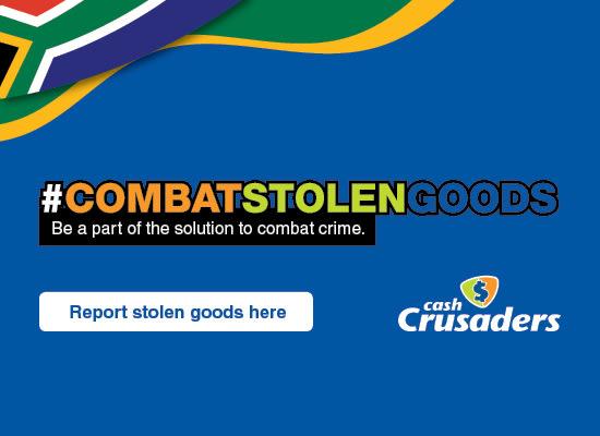 #CombatStolenGoods